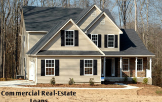 Commercial Real-Estate Loans